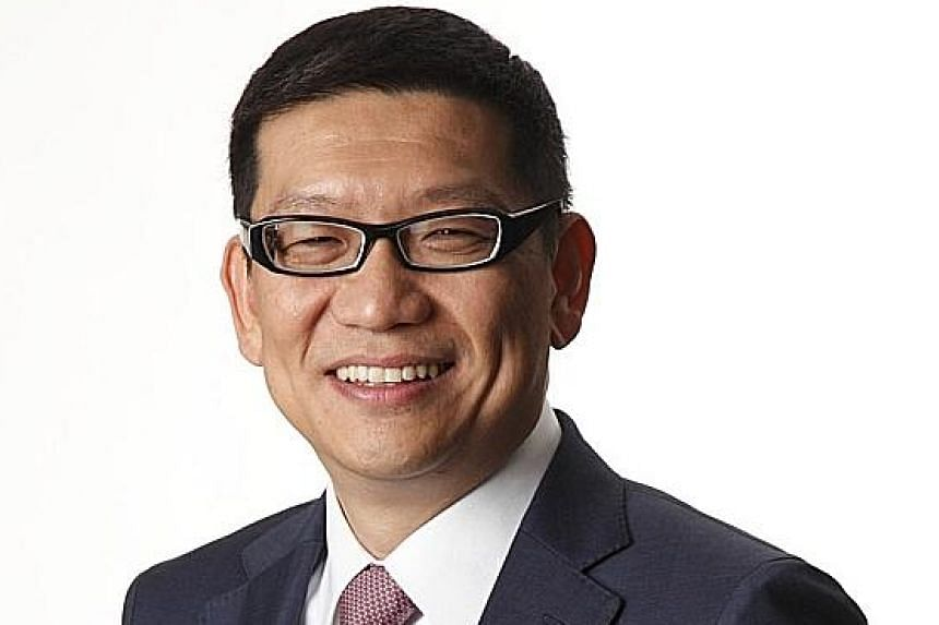 Mr Lim Chow Kiat, now deputy group president and group chief investment officer at GIC, will take the helm on Jan 1.