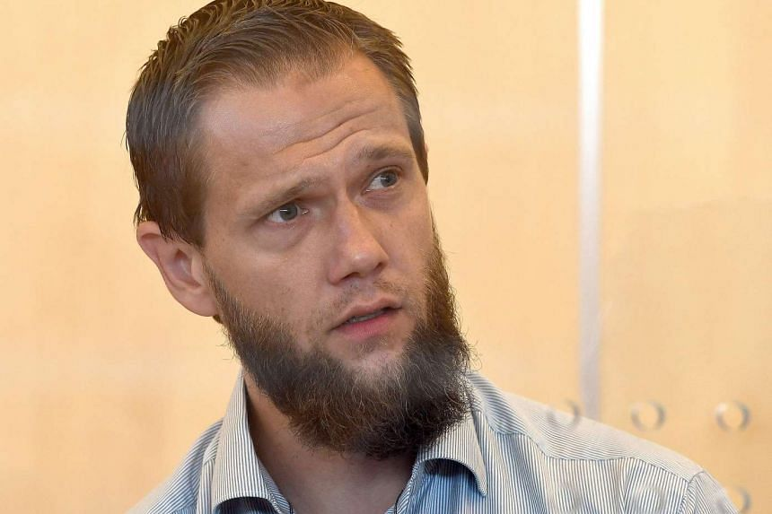 """A group in Germany that acted as the """"syariah police"""" was organised by Sven Lau, one of Germany's most controversial and best known Islamist preachers. He is currently on trial in a separate case on charges of backing """"a terrorist group"""" fighti"""
