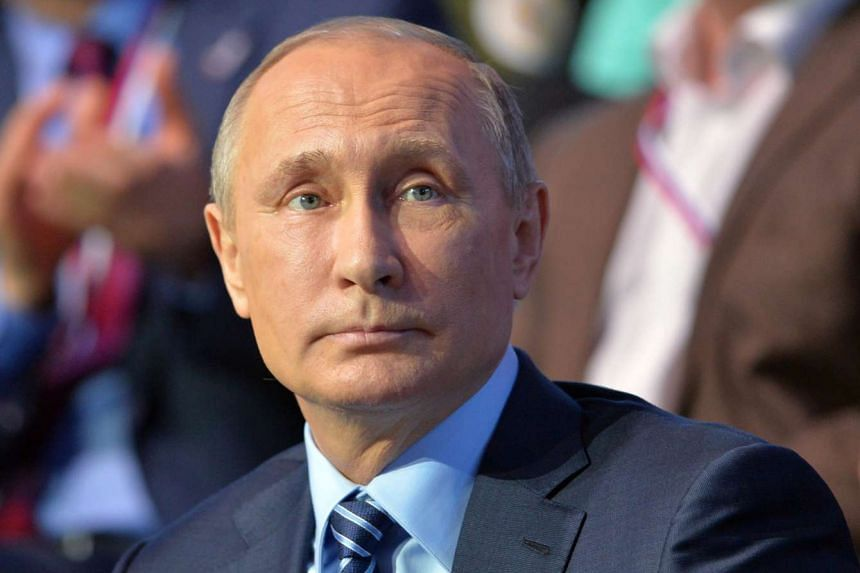 Russian President Vladimir Putin is scheduled to visit Japan next month.
