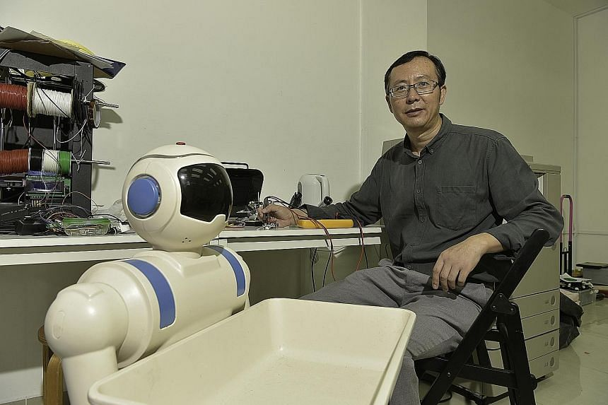 Unitech's Dr Xia sees many applications for robotics. For now, his company remains focused on the food and beverage industry, while it explores opportunities to help large manufacturers automate their processes.
