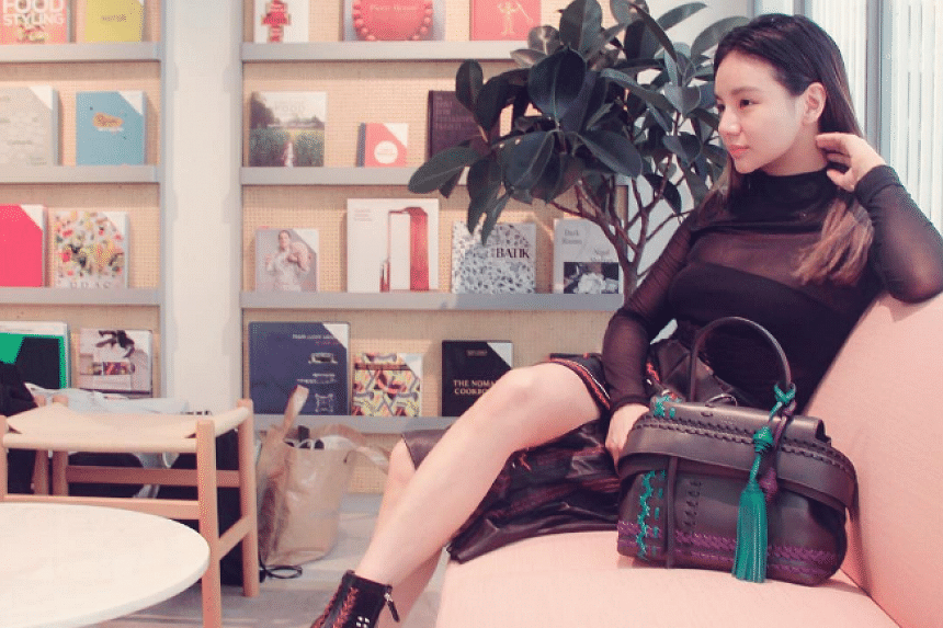 Socialite Kim Lim has engaged Valencia CF supporters in a war of words on social media.