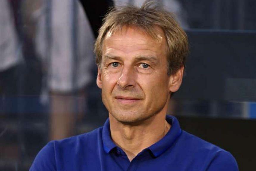 Jurgen Klinsmann.