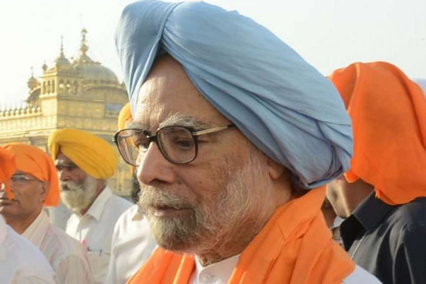 """Former India Prime Minister Manmohan Singh said on Thursday (Nov 24) the government's shock move to withdraw all high-value notes from circulation is """"legalised plunder""""."""