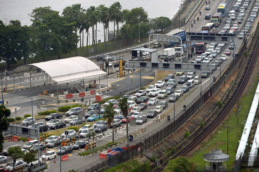 If you are going through the Woodlands or Tuas checkpoints to Malaysia for the year-end holidays, plan your journey and ensure you are using your own valid passport, the Immigration & Checkpoints Authority said in an advisory on Thursday (Nov 24).