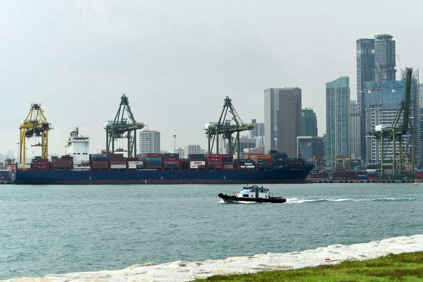 Singapore is bracing for more uncertainty as rising protectionism poses risks for the export-dependent nation.