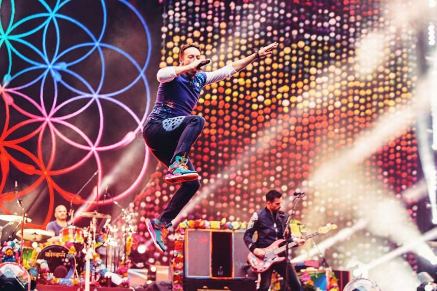 Tickets will go on sale on Friday (Nov 25) at 10am for Coldplay's second show at the National Stadium.