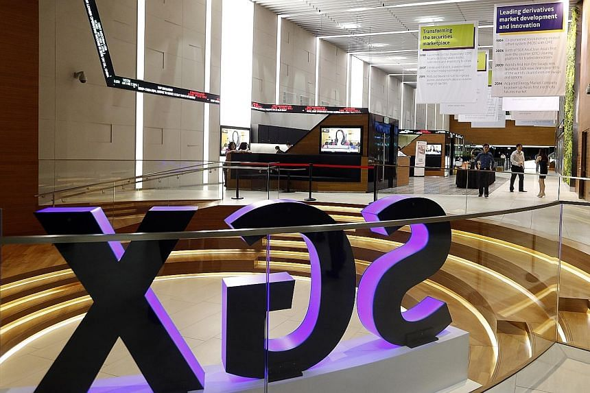 There are 73 IT stocks listed on the Singapore Exchange with a combined market capitalisation of about $10 billion as at end October.