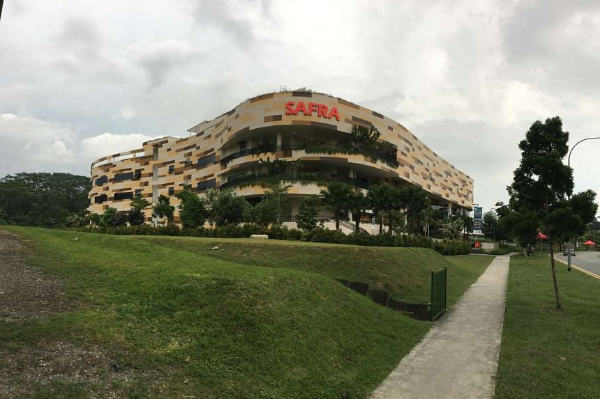 Safra Punggol was officially opened on Thursday (Nov 24). Since its soft launch in April this year, the clubhouse has received about 150,000 visitors a month.