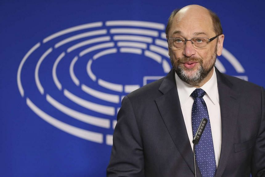 President of the European Parliament Martin Schulz announced on Thursday (Nov 24) he will not seek another term as president of the European Parliament, and will come back to German politics.
