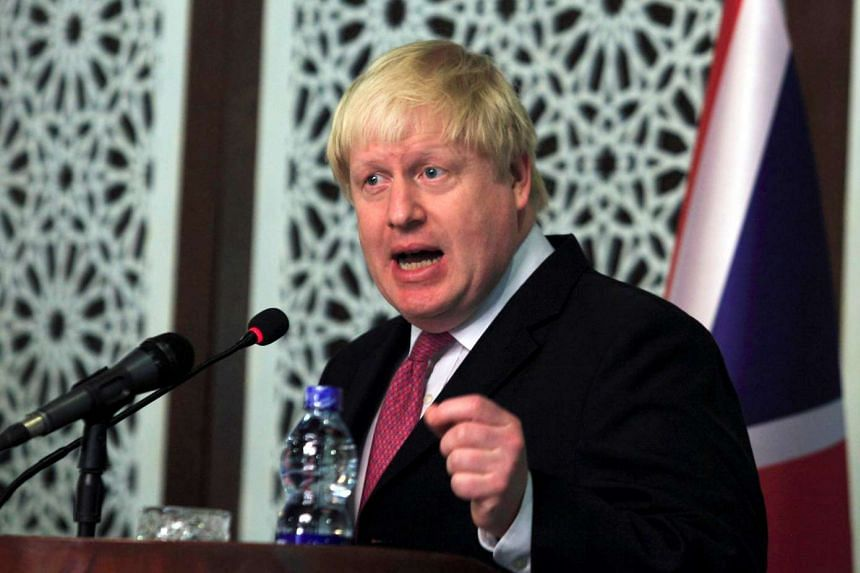 British Foreign Secretary Boris Johnson called for an end to violence in Kashmir during a visit to Islamabad on Thursday (Nov 24).