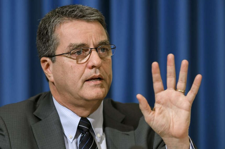 World Trade Organization (WTO) Director general Roberto Azevedo said Thursday (Nov 24) he had no indication the United States would move to leave the WTO under Donald Trump's administration.