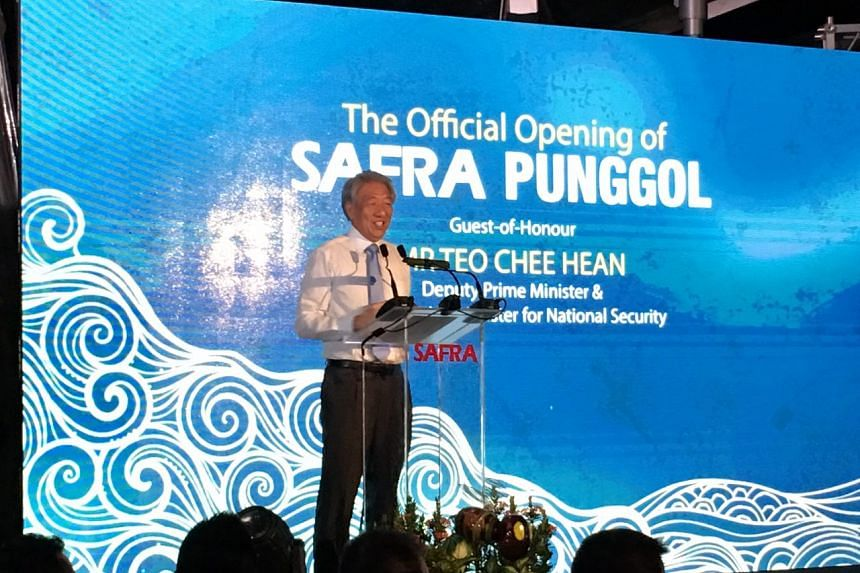Plans are in the works for a new Safra clubhouse in the north-western part of the island, said Deputy Prime Minister Teo Chee Hean on Thursday (Nov 24).
