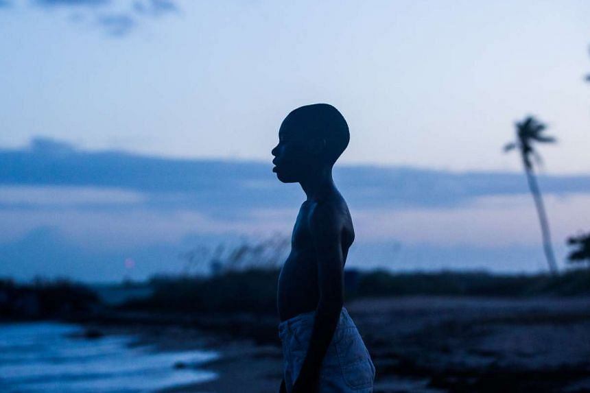 Alex R. Hibbert is one of three actors playing the protagonist in Moonlight.