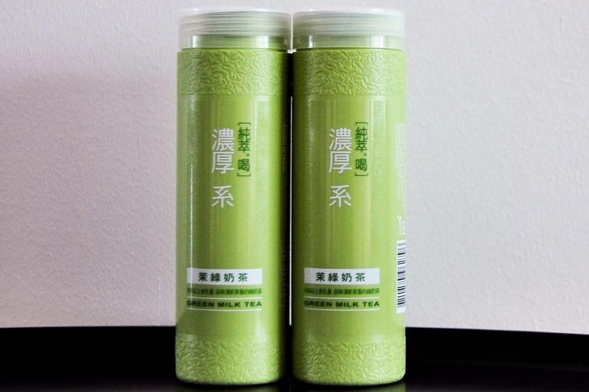 Chun Cui He announced on its Singapore Facebook page that the Green Milk Tea would be available at 7-Eleven stores from Thursday (Nov 24).