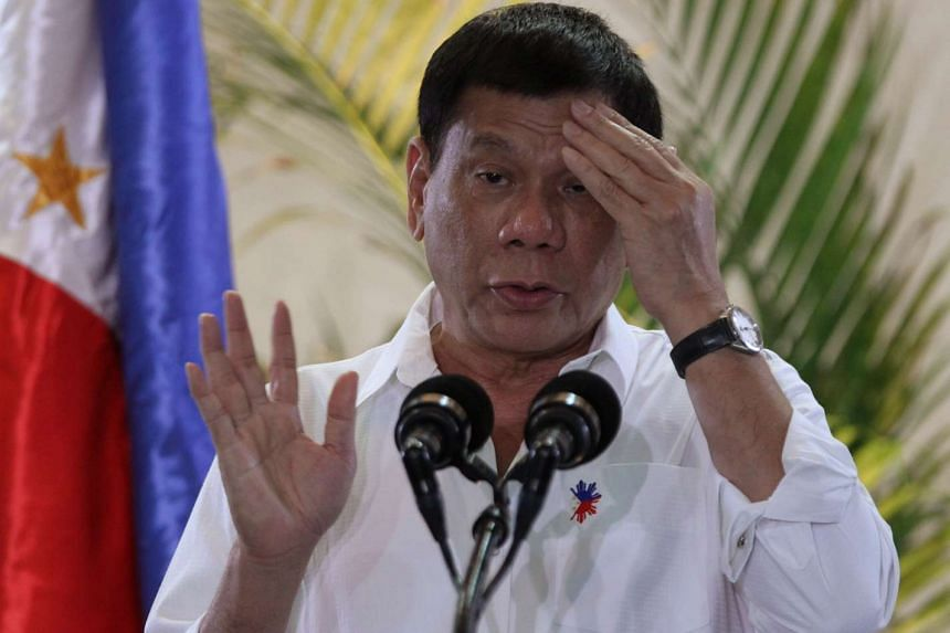 Philippine President Rodrigo Duterte appealed to Abu Sayyaf rebels on Friday (Nov 25) to end their campaign of piracy and kidnapping and start direct talks with him.