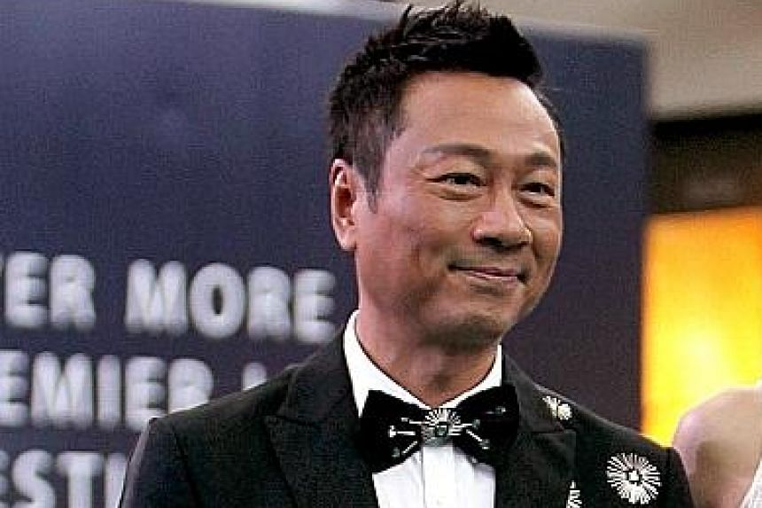 TVB Actor Wayne Lai