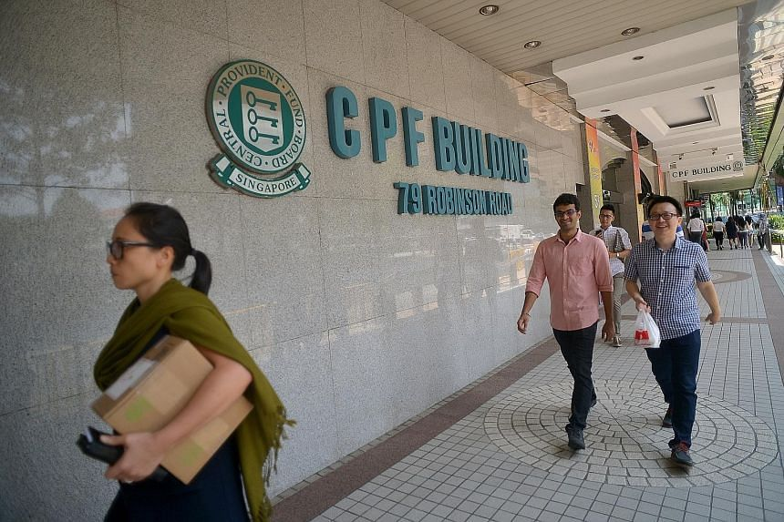 CPFIS funds grew an average 14.52 per cent in the three years to Sept 30.