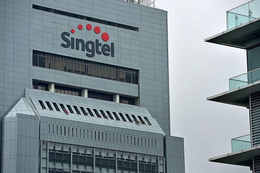 Singtel has appointed Mr Chong (top) as chief technology officer and Mr Lang as international chief executive to bolster its leadership team as it gears up for its next phase of growth.