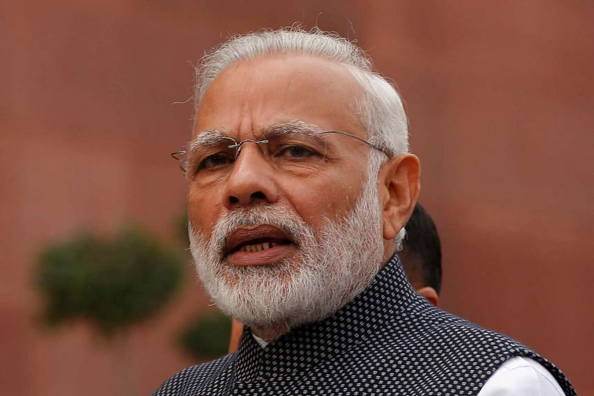 """India Prime Minister Narendra Modi described the move to withdraw all high-denomination bank notes from circulation as """"for the larger social good"""" on Friday (Nov 25)."""