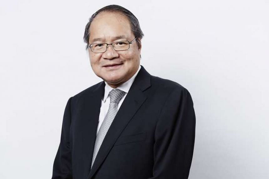 Mr Lucien Wong, 63, will take over as Attorney-General from January 2017.