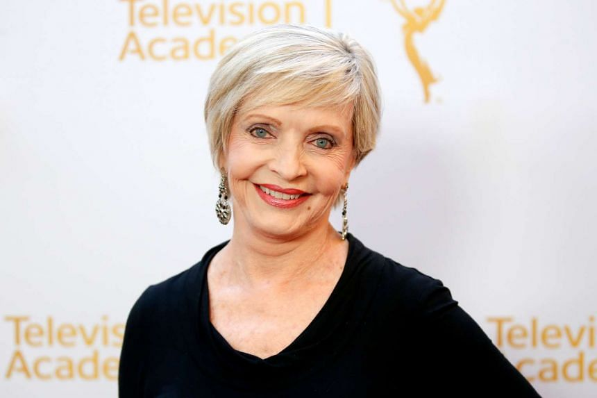 Actress Florence Henderson on July 28, 2014. She died on Thursday (Nov 24) at the age of 82.