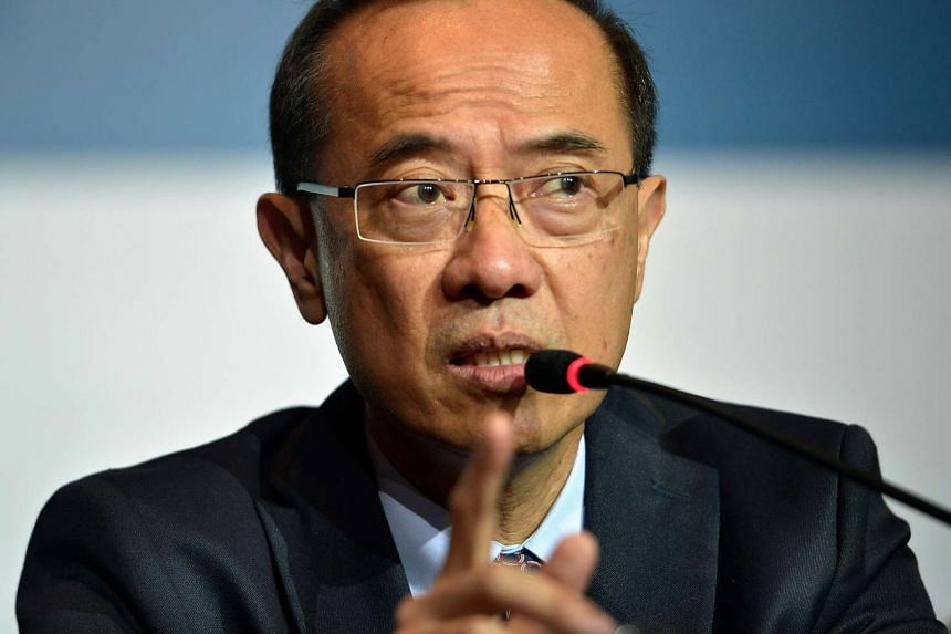 Mr George Yeo has resigned as chancellor of the revived Nalanda University.