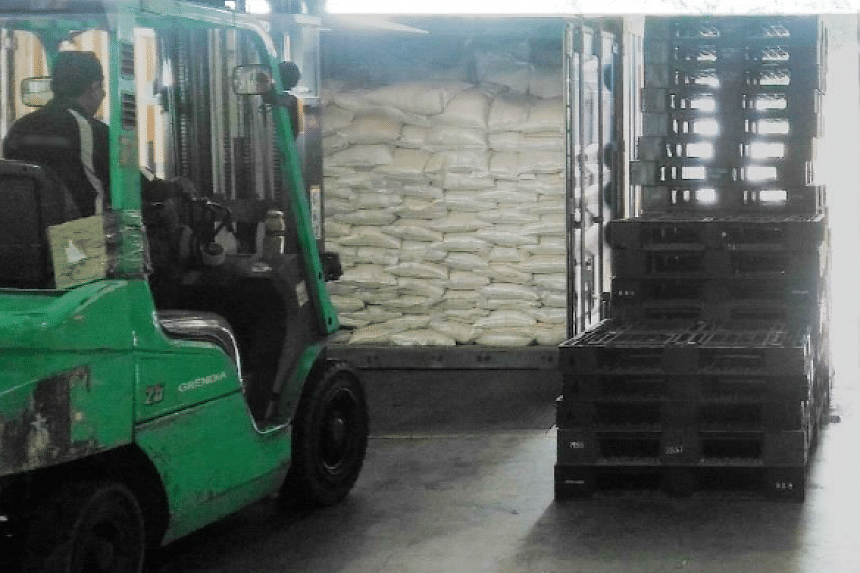 Singapore Customs seized over 5,000 bags of rice weighing about 129 tonnes at Pasir Panjang Terminal on Thursday (Nov 24) from a shipment imported from India to Singapore, it said in a press release on Friday.