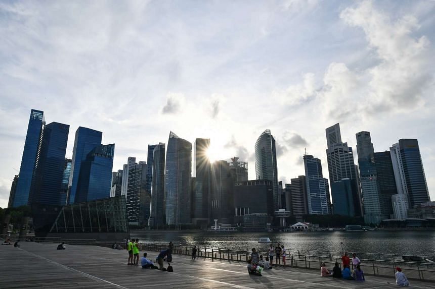 If output contracts again in this quarter, Singapore would enter a technical recession - defined as two consecutive quarters of decline in economic output.