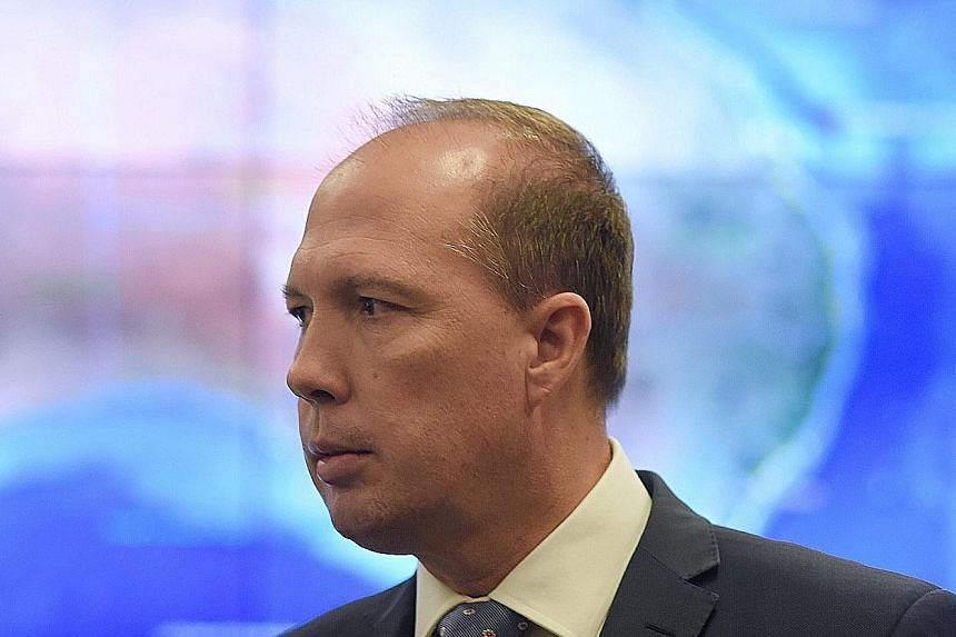 Mr Dutton said the resettlement of refugees from the Lebanon war during the 1970s had been a mistake, and that 22 of 33 people charged with domestic terrorism offences in Australia were from the Lebanese Muslim community.