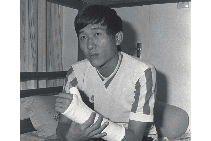 Former national goalkeeper Lim Chiew Peng has died on Sunday (Nov 27), at the age of 65.