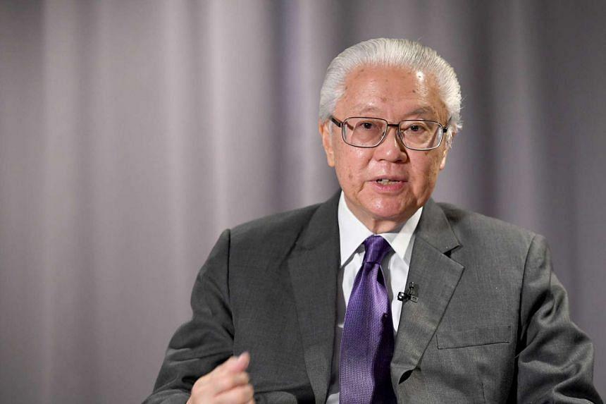 President Tony Tan Keng Yam will make a nine-day state visit to Japan starting Monday (Nov 28).