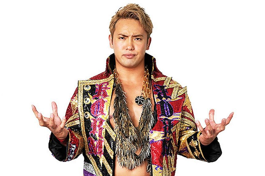 New Japan Pro-Wrestling's Kazuchika Okada has a lot of male and female fans, thanks to his good looks.