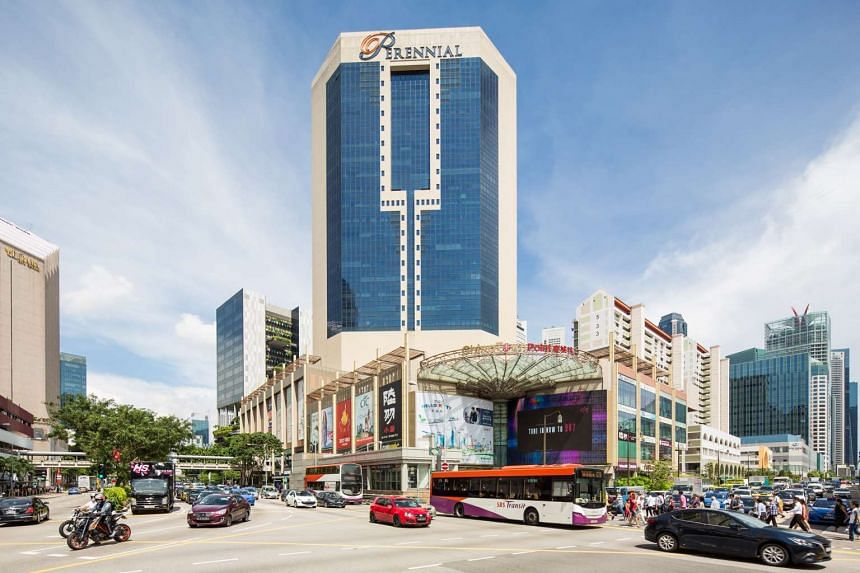 Units of Perennial Real Estate Holdings and Singapore Press Holdings are acquiring a 60 per cent stake in Perennial Chinatown Point for $92.6 million.