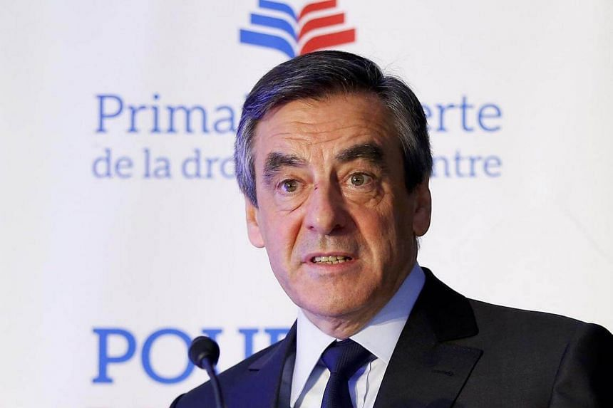 Former French prime minister Francois Fillon is an admirer of the late British PM Margaret Thatcher.