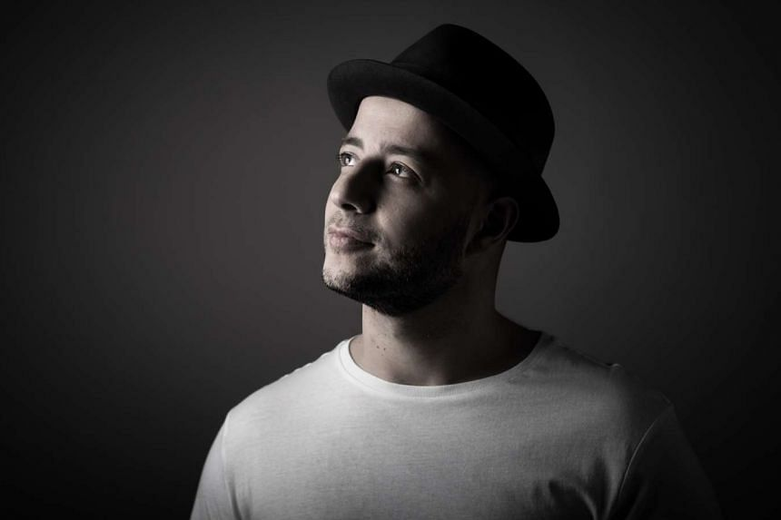 Maher Zain, who played in Singapore in 2011, returns for another concert on Saturday.
