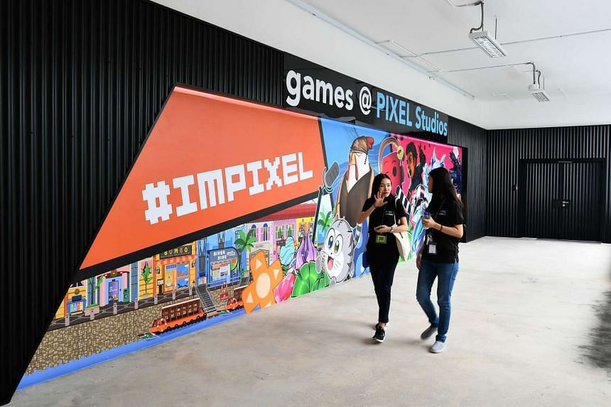 Pixel Studios, a facility for digital content creators such as film-makers and game developers, was launched on Tuesday (Nov 29). The 25,000-sq ft space in one-north is managed by Nanyang Polytechnic.