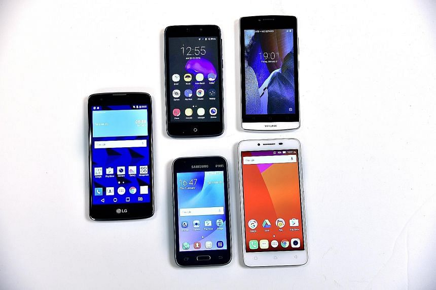 More than adequate supply of affordable models to switch over to in the market - Singtel, StarHub and M1 have rolled out cheap 3G phones - all of them under $200 - to minimise disruption to 2G users when the service ends in April next year.