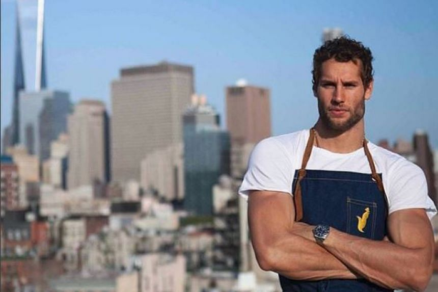 Peruvian chef Franco Noriega has been named People magazine's sexiest chef of the year.