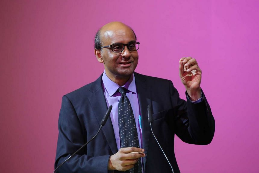 Deputy Prime Minister Tharman Shanmugaratnam has been appointed the next chairman of the Group of Thirty (G30).