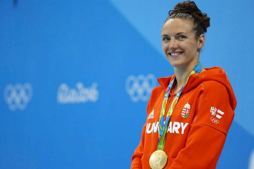 Olympic gold medalist Katinka Hosszu is one of the swimmers criticising Hungarian Swimming Federation head Tamas Gyarfas.