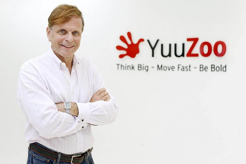 Thomas Zilliacus, co founder of YuuZoo Corporation, which has entered the Indian market by selling a regional franchise license to iComp Digital Media.