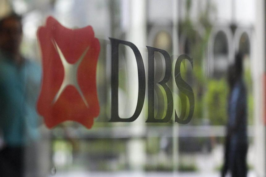 DBS Bank in Singapore.