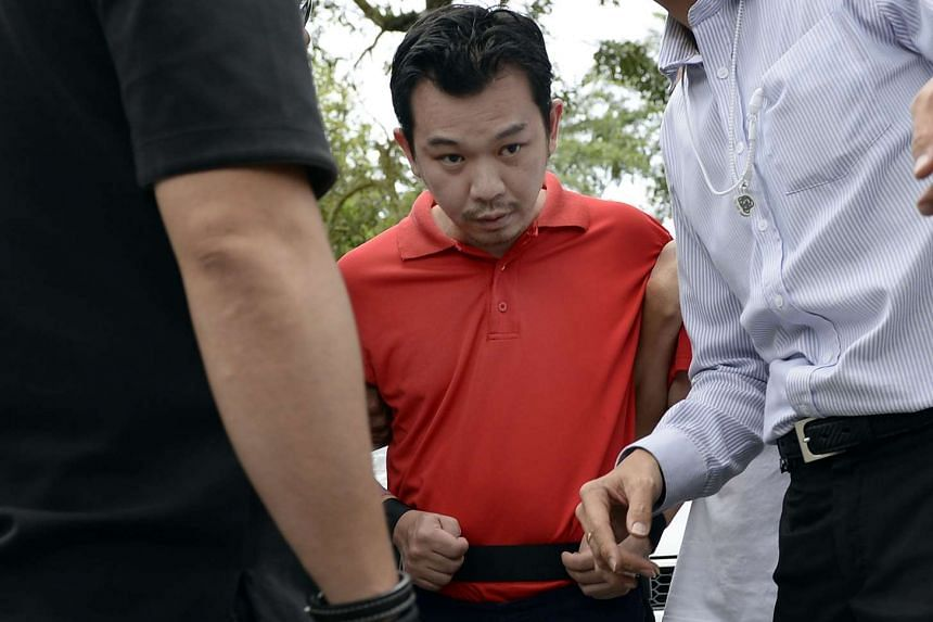 Sales executive Lee Sze Yong, 44, was found guilty of kidnapping the elderly mother of Sheng Siong supermarket boss Lim Hock Chee in January 2014.