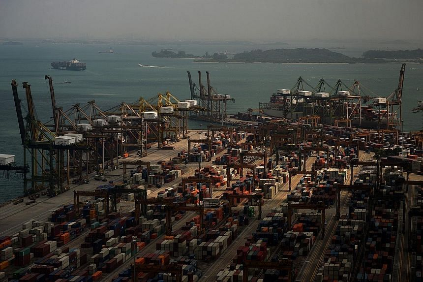 The Global Enabling Trade Report 2016 scores Singapore highly, but notes how recent world events have caused uncertainty.