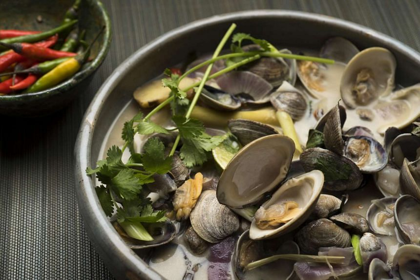 Whether you are using large cherrystones, littlenecks, diminutive Manila clams or briny cockles, the technique is the same: Put them in a pot, clamp on the lid and turn the heat full blast.