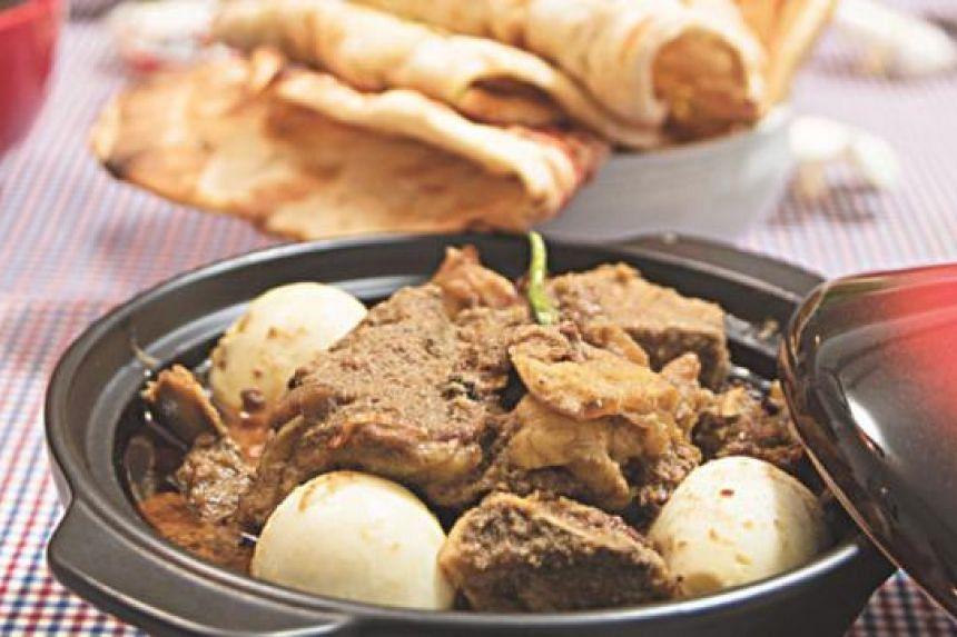 Kachchi Biryani.