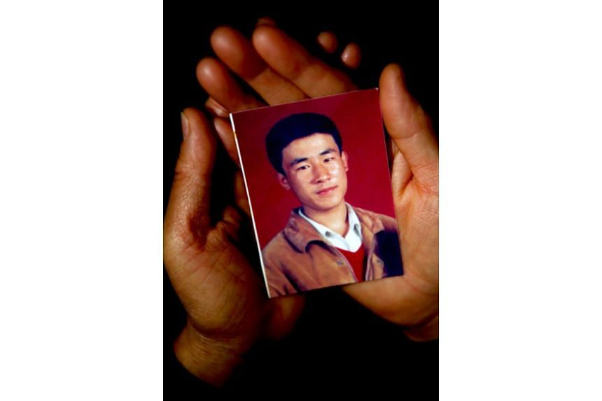 Nie Shubin was 20 years old when he faced a firing squad in 1995 after being convicted of rape and murder.