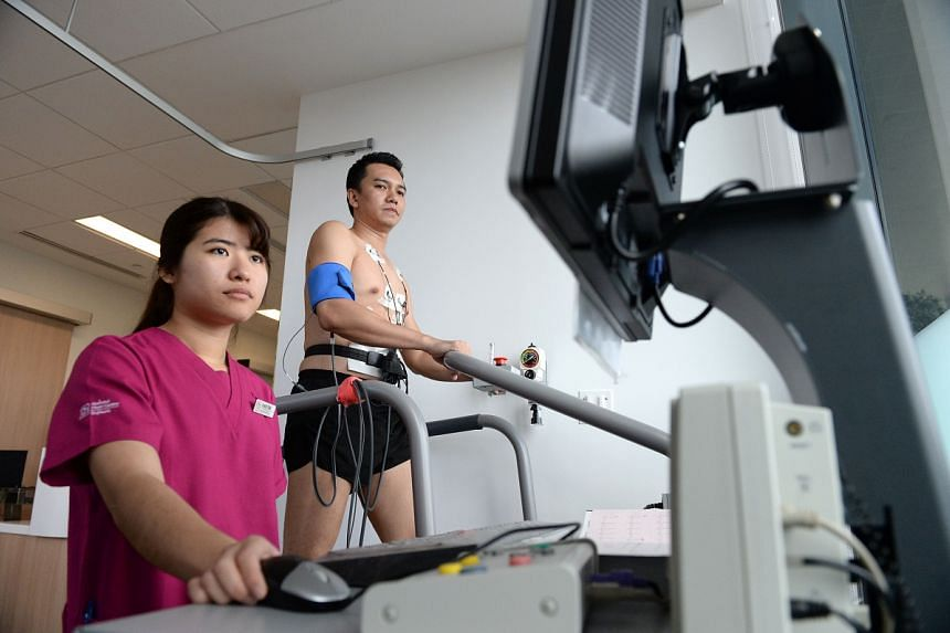 Singapore Marathon: Medical history, tests and preparation