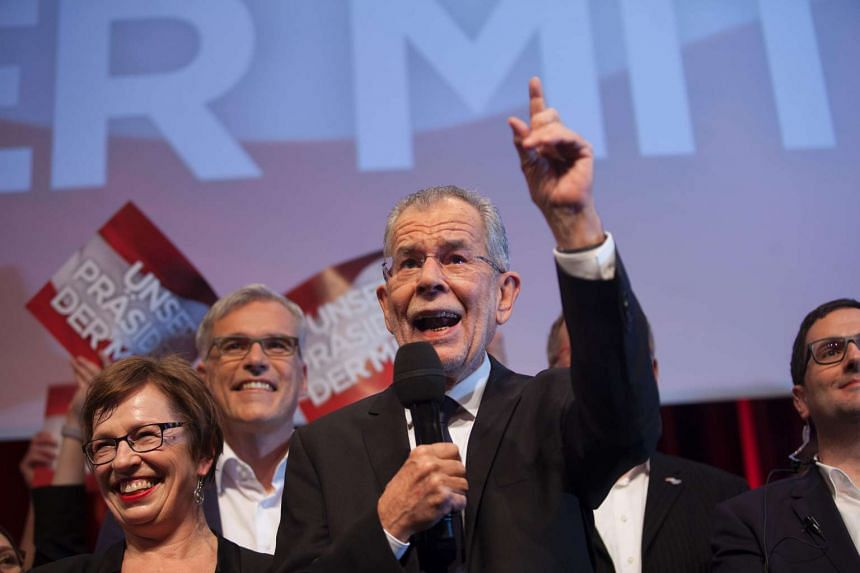 Relief In Europe After Austrian Voters Reject Eurosceptic Norbert