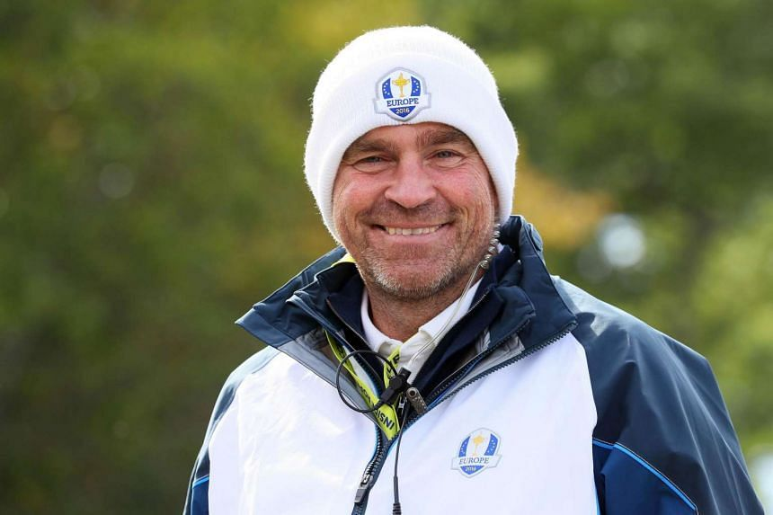 Denmark's Thomas Bjorn will succeed Northern Irishman Darren Clarke as the captain of the European team for the 2018 Ryder Cup